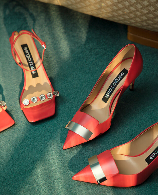 Sergio Rossi: Luxury Shoes Made in Italy Sergio Rossi