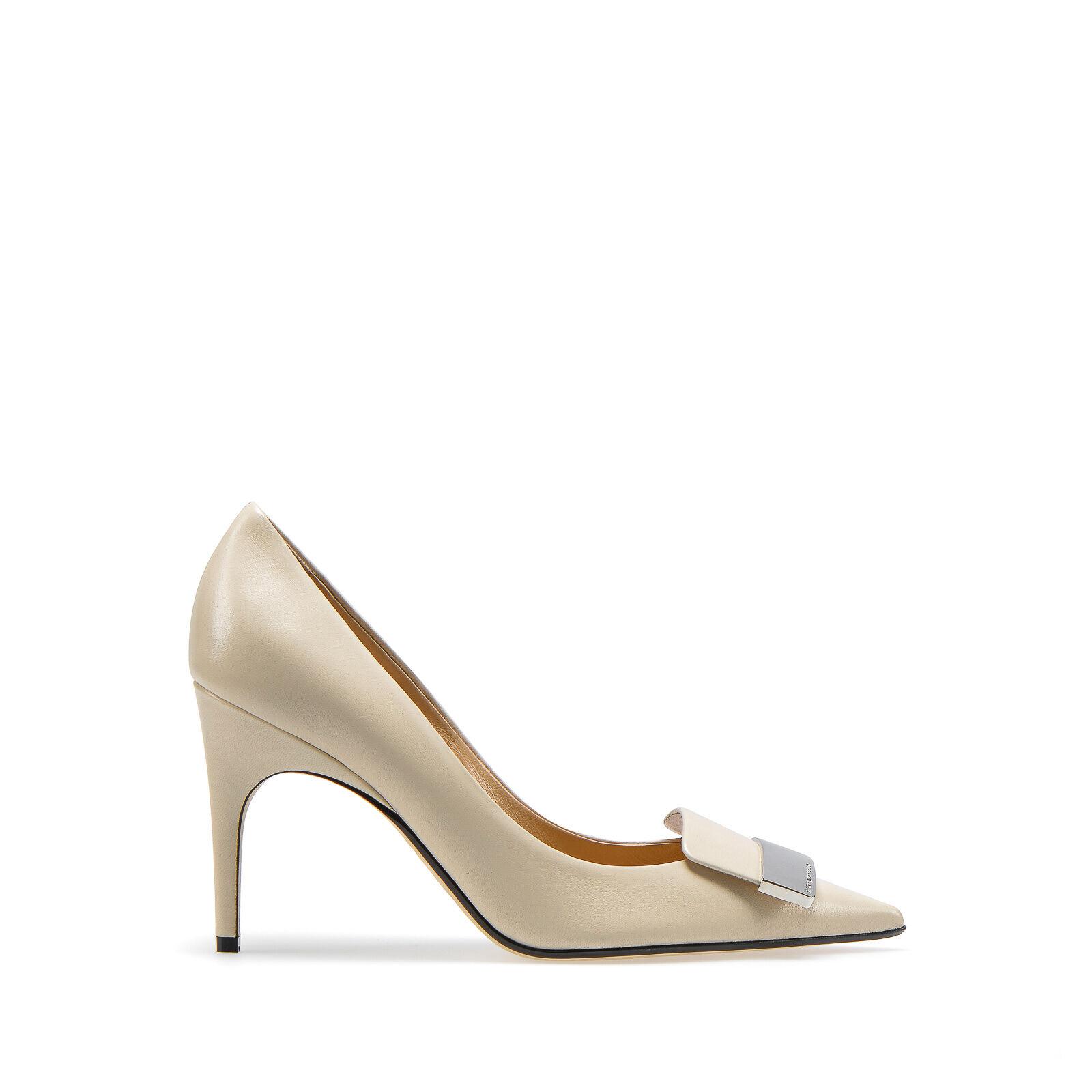 Sergio Rossi Sneakers Size 36 Color Silver